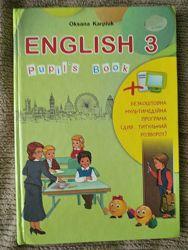 Учебник английского языка 3кл