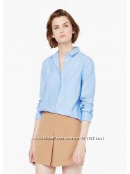 Рубашка mango L-XL в идеале