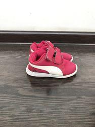 Оригинальные кроссовки на девочку puma