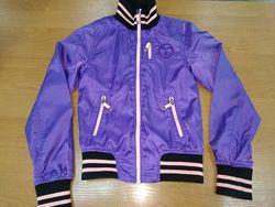 Куртка ветровка бомбер на девочку COOLCAT на рост 152-158