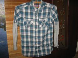 Рубашка  Cherokee на мальчика 11-12лет