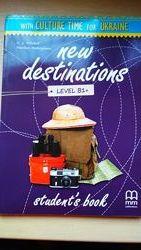 New destinations Student&acutes Book B1 новый