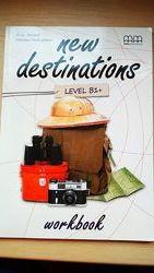 New destinations WorkBook B1 новый