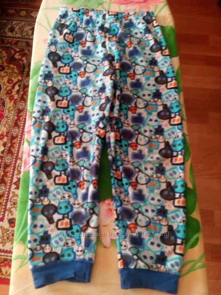 Флисовые штаны для сна Primark