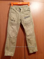 Летние штаны Chicco по бирке 116 см