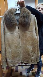 Дубленки, кожание куртки распродажа