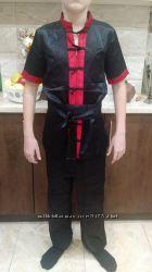 Кимано , костюм для соревнований по ушу
