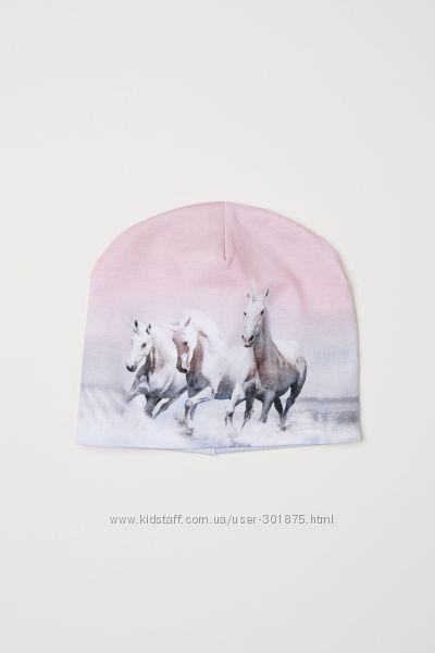 Деми- шапочка H&M р. 1, 5-4 года.