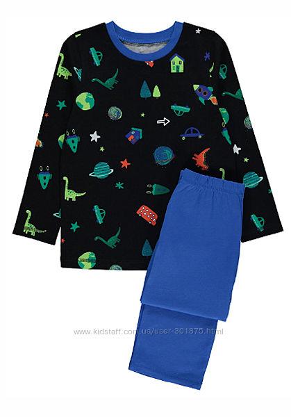 Пижамка George р. 5-6 лет.