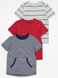 Набор футболок George р. 2-3 года.