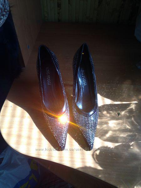 Туфли на выпускной или праздничный вечер