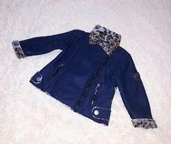 Дубленка курточка куртка косуха Urban Republic