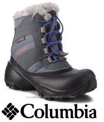 Columbia Rope tow зимние сапоги Любимая модель рр28-31 Вьетнам Оригинал
