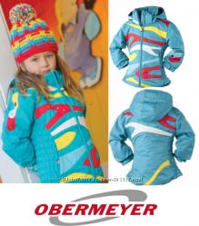 Obermeyer куртка зимняя лыжная С примеркой рукав ростет на 3 см 5-6 лет 5Т
