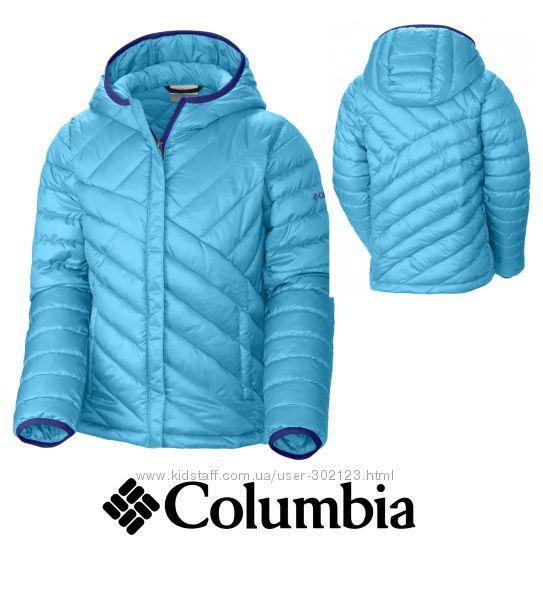 XXS рост 4-5лет Columbia оригинал деми курточка Оригинал Легкая теплая