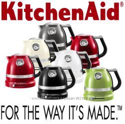Чайник KitchenAid 5KEK1522 разные цвета в наличии с гарантией 220В Евровилк