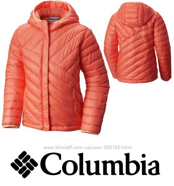 Деми курточка COLUMBIA Высылаю с примеркой XS, S 6-8лет 116-128см Оригинал