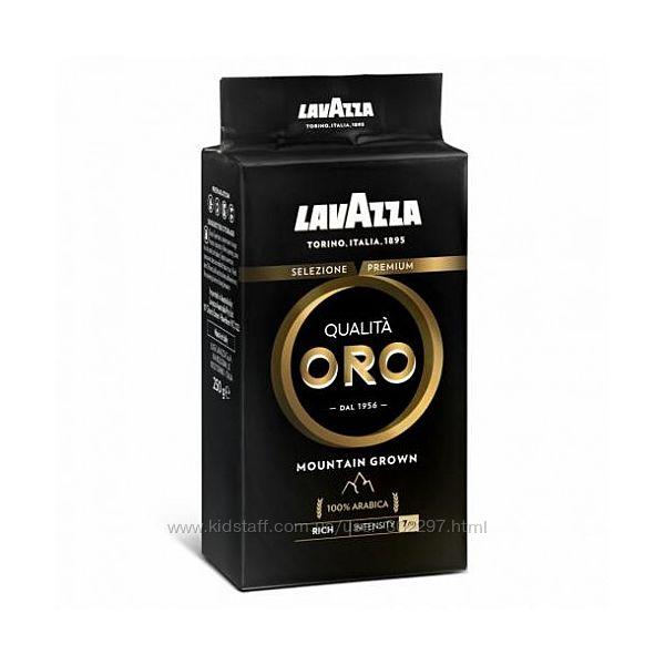 Кофе Lavazza Qualita Oro Mountain Grown 250 гр