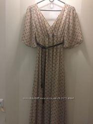 Шикарное макси платье Кира пластилина недорого