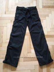 Летние коттоновые брюки MARKS&SPENSER