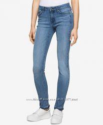 Джинсы skinny calvin klein jeans размер 26x32