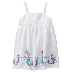 Платье Gymboree  размер 4Т и 5Т