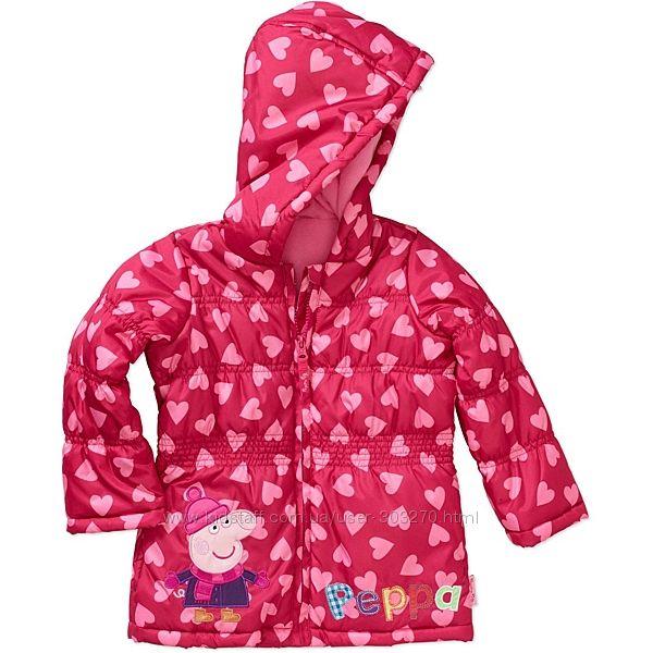 Куртка Peppa pig размер 3Т