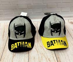 Детская бейсболка кепка 52 54 р. batman бэтмен оригинал