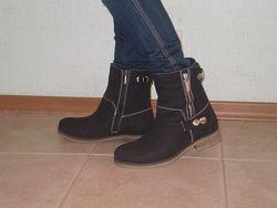 Зимние ботинки TM Passio р. 39