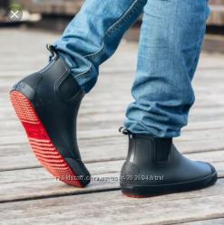 Мужские  резиновые сапоги ботинки NordMan Пс30