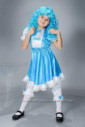Карнавальный костюм Мальвина на 5 лет