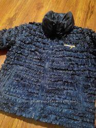 Куртка Armani с рюшами. Размер 5 лет. Состояние идеальное