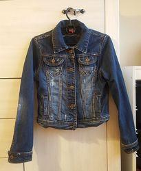 джинсовый пиджак , распродажа