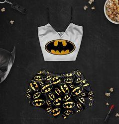 Пижама с принтом Batman в наличии