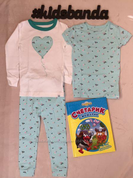 Пижамки Gap оригинал на девочку 5 лет