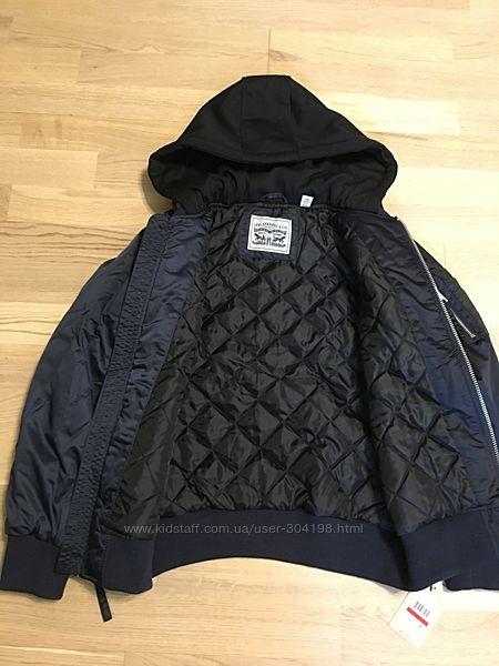 Levis оригинал Новый утепленный бомбер куртка парка woolrich XS