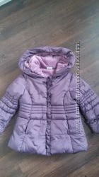 Деми курточка на 3-4 года