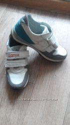 Кроссовки ботинки  кожаные Шалунишка 32 размер