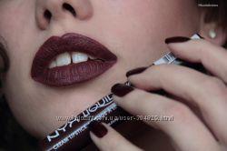 АКЦИЯ Матовая помада NYX Liquid Suede Cream Lipstick 12 Vintage  оригинал