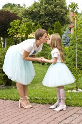 Юбка для мамы и дочки