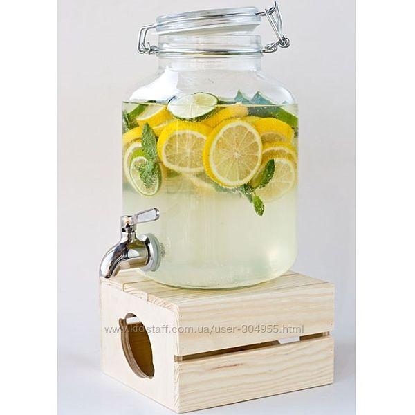 Лимонадница для напитков
