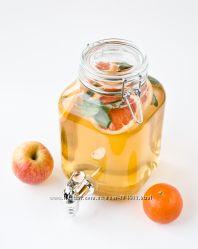 Лимонадник Bormioli 3л, емкость с краном для напитков