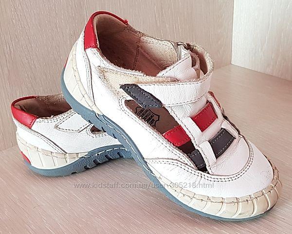 Кожаные туфли Andre 27р, 17,6 см