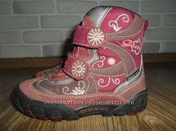 Фирменные сапожки, ботинки зима, еврозима Geox, Disney, TU 25-27р, 8-9UK