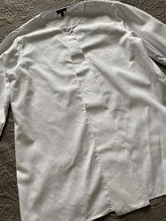 Блуза интересного покроя Massimo Dutti