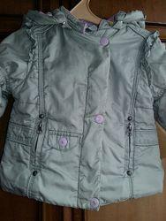 Термокуртка фирмы Chicco р 86