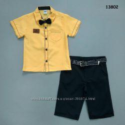 Нарядные летние костюмы на мальчика 5, 6, 7, 8 лет