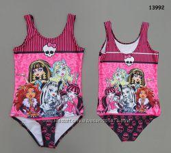 Купальник Monster High для девочки 5-6 лет