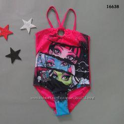 Купальник Monster High для девочки 6 лет