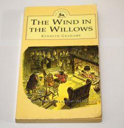 Детская книга на англ. яз. The Wind in the Willows Ветер в ивах, 250
